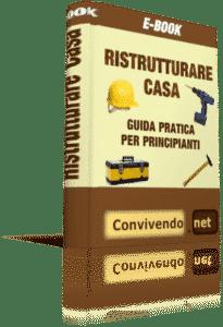 E-book - Ristrutturare casa. Guida per Principianti