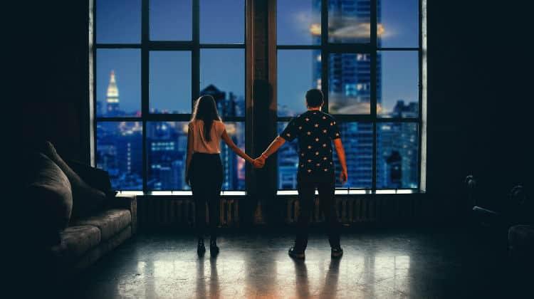 Gli spazi vitali nella coppia e nella convivenza.