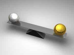 Coppia ed equilibrismo. •