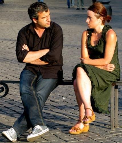 Coppia in crisi: due consigli da applicare subito • coppia in crisi