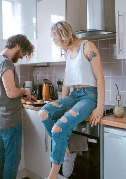 benefici cucinare insieme