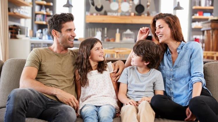 Famiglia allargata. Vivere con il tuo compagno e i suoi figli