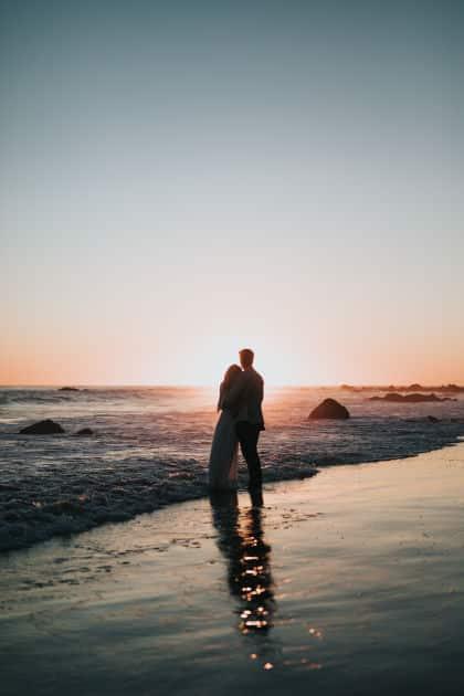 Sorprendere il partner: una fuga d'amore