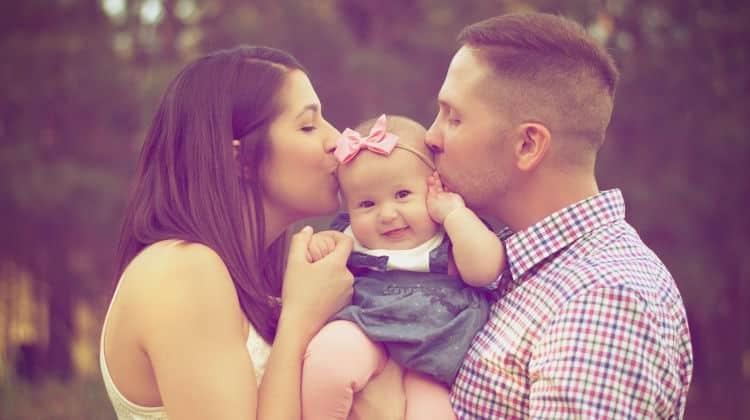 l'emozione di essere genitori