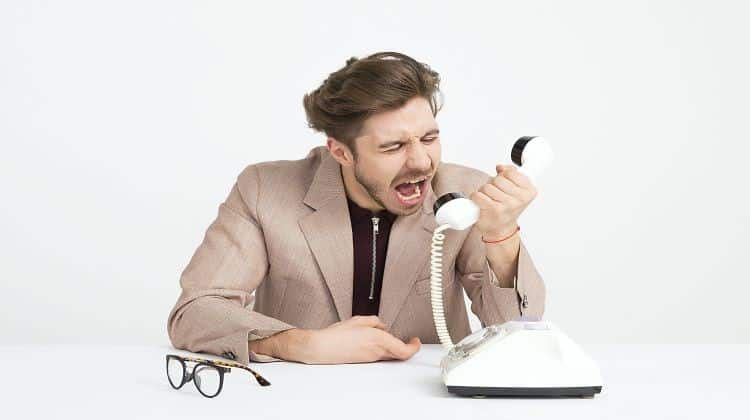 comunicare male