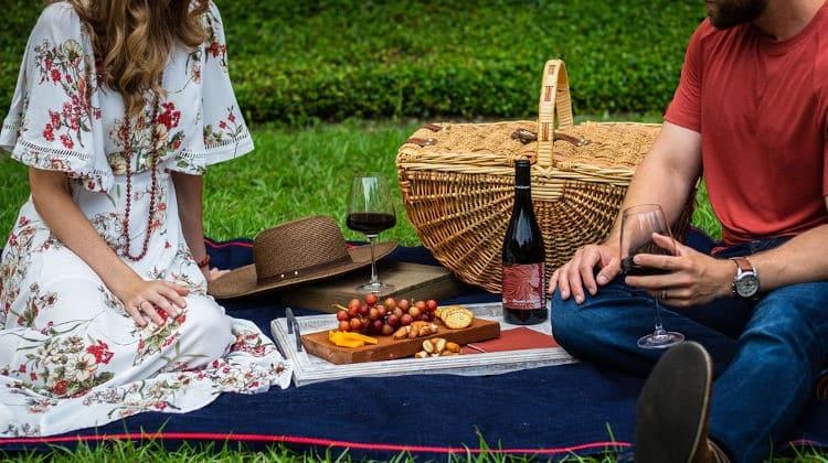 dieta di coppia picnic