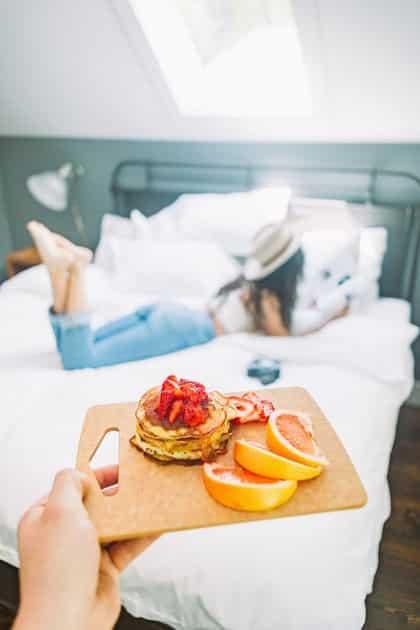 dieta di coppia colazione