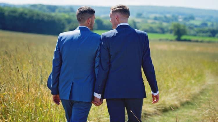 Coppie omosessuali ed eterosessuali