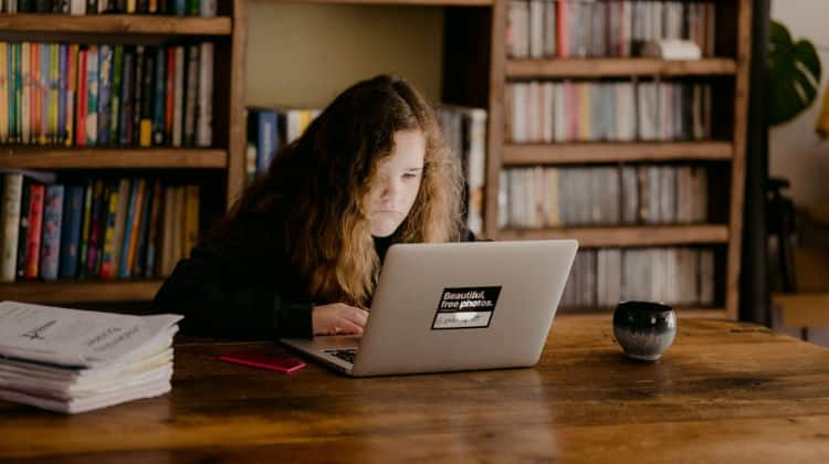 l'importanza di uno spazio tranquillo per studiare