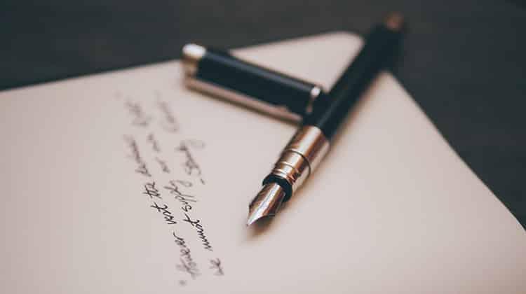 cosa scrivere in una lettera d'amore