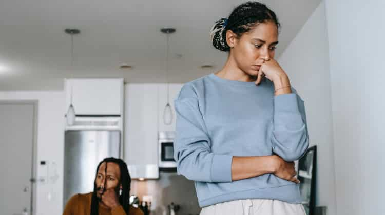Vivere da separati in casa
