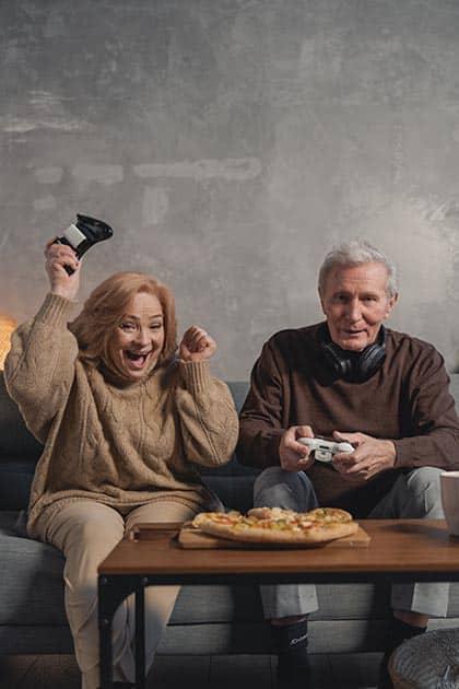 benefici dei videogiochi in coppia