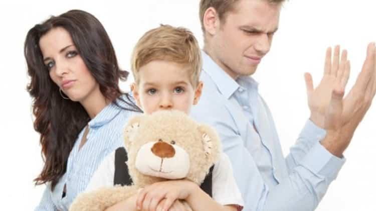 stare insieme per i figli